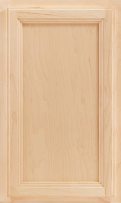 STANDARD: Tahoe Maple: Natural.  www.windsonglife.com