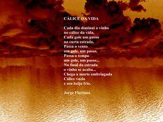JORGE FLORIANO: CÁLICE DA VIDA