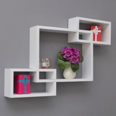 Arredamento casa on pinterest ebay cornices and pantone for Mensole a cubo leroy merlin