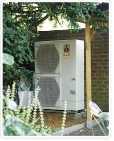 Lucht warmtepomp Zubadan-inverter-warmtepomp - Alklima Klimaatapparatuur