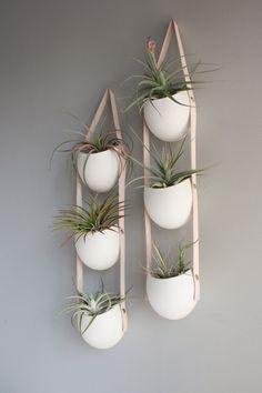 3-Tier Porcelain Containers  by Farrah Sit @Lalo Marquez he decidido que así pongamos las plantitas