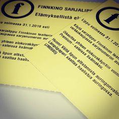 Leffalippuarvonta! Osallistu ja voita 2 kpl Finnkino sarjalippuja!  Osallistu;  1. seuraamalla minua @dunez 2. Tägäämällä kaksi kaveriasi tähän kuvaan 3. Tykkäämällä tästä kuvasta 4. Pyytämällä kaveriasi seuraamaan minua @dunez 5. Pyytämällä kaveriasi tykäämään tästä kuvasta  Voittaja arvotaan 6.1.2018.  #arvonta #kilpailu #lifestyleblogger #finnish #finnishboy #finnishgirl #arvontahullut #kisa #voitto #voittaja #finnikino #leffa #leffaliput #elokuva #movie #movietime #suomi #2018 #tammikuu…