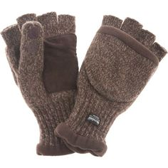 Game Winner® Men's Thinsulate™ Insulated Rag Wool Gloves