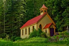 Old Mountain Country Church