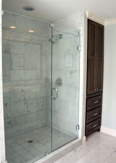 Would like to remove tub and put in something like this. Bonus storage!