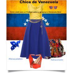 """""""Venezuela"""" by latinaconestilo on Polyvore"""