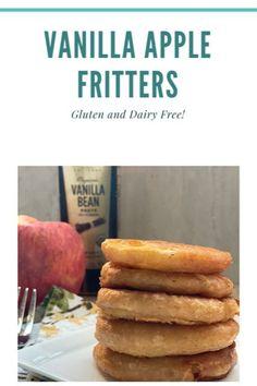 Vanilla Apple Fritters