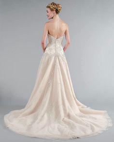 Mark Zunino Wedding Dresses Fall 2014 Collection. To see more: www.modwedding.co... #wedding #weddings #wedding_dress