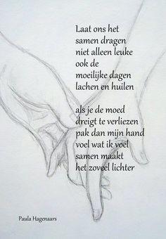Gedichten Paula Hagenaars