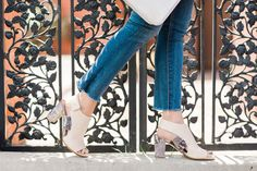 The most comfortable heels I own on the blog today @naturalizer – The Style Editrix