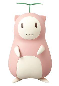 ... 3d Figures, Action Figures, 3d Character, Character Design, Totoro, Japanese Toys, Mascot Design, Robot Design, Vinyl Toys