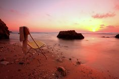 """500px / Photo """"Staring at the Sunset"""" by Shai Getzoff"""