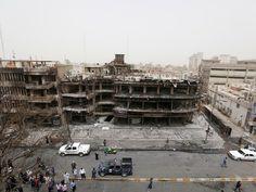O EMPENHO: Número de mortos em ataque contra o Iraque vai mai...