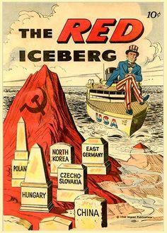 Amerika Birleşik Devletleri'nde anti-komünist propaganda. ABD. propagandanın tarihi
