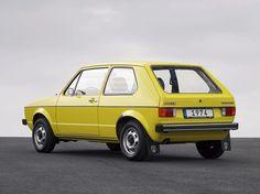 Volkswagen Golf 3-Door (1974 – 1981). mk1