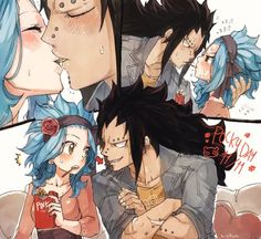 ookami: Current anime episodes comments - Fairy Tail, Youn...