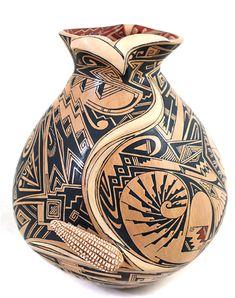 Mata Ortiz Pottery Manolo Rodriguez