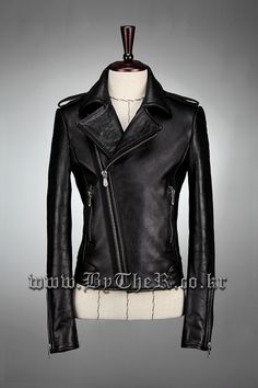 Indie Designs Lambskin Leather Classic Biker Jacket