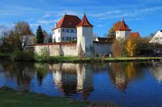 The Castle Blutenburg in Munich ~ by Ye Yang, Panoramio101395454