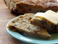 Sweet Bread with Raisins // Słodki chleb z rodzynkami