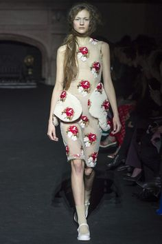 Simone Rocha London Fashion Week AW '15'16