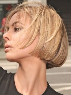 Fringe Bob Hairstyles Woman Have you ever been thinking about a fringe, Bob hairstyles that you see look like hollywood artist. ...