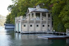 Haus and Home: Beautiful Boat Houses