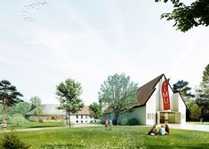 AART win competition to add extension to Oslo Viking museum