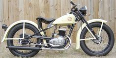 Harley hummer 125 CC 1954