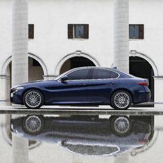 Elegancka, potężna i unikatowa. Nowa Giulia – poznaj ją bliżej: http://www.alfaromeo.pl/giulia #AlfaRomeo #AlfaRomeoGiulia #NowaGiulia