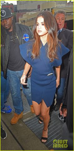 selena gomez rocks six outfits in a day 01