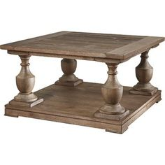 Round & Square Coffee Tables | Joss & Main    $430