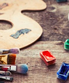 Research shows that painting and coloring can reduce anxiety, improve…