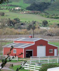 steele barn buildng photos | Steel Barns | Metal Barns | Steel Farm Buildings of All Types