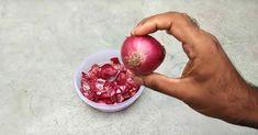Już nigdy nie wyrzucisz skórki od cebuli po przeczytaniu tych informacji Fruit, Vegetables, Food, Plus Jamais, Gardens, Watering Plants, Compost, Being Healthy, Onion