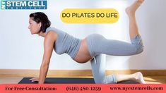 NYC Stem Cells is under construction Pilates Nyc, Pilates For Men, Pilates Moves, Pilates Body, Pilates Workout, Pilates Ring, Pregnancy Pilates, Pilates Instructor, Benefits Of Exercise
