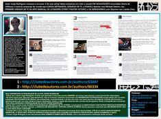 """SEJA #PATROCINADOR OU COMPRE #LIVROS INTEGRAIS E CONHEÇA """"OS MILHARES DE POSTS"""" DO #AUTORJORGERODRIGUES. SÃO MAIS DE 28 (+ 7) PROJETOS GRANDES #PROJETOS À REALIZAR, E UM IMENSO TRABALHO COM LITERATURA E ILUSTRAÇÕES - CONHEÇA! Fale comigo por Chat. Grato.  https://www.facebook.com/100004834338897/videos/vb.100004834338897/630442797126859/?type=3&theater VOCÊS SABEM QUE ESSAS EMPRESAS MILIONÁRIAS DA TV, RÁDIO, IGREJAS EVANGÉLICAS, E VLOGGERS DA MÍDIA PRATICAM (CONTRA MIM DESDE 2007)…"""