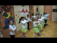 Taniec z rodzicami - A ram zam zam Kindergarten, Youtube, Places, Kindergartens, Preschool, Youtubers, Preschools, Pre K, Kindergarten Center Management