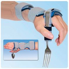 Rolyn Prest Deluxe Wrist Drop Orthosis - Right, Large 3 - Model 565879 Diwali Decorations At Home, Home Care Agency, Occupational Therapy Activities, Shoulder Pain Relief, Activities Of Daily Living, Self Efficacy, Adaptive Equipment, Assistive Technology, Special Needs Kids