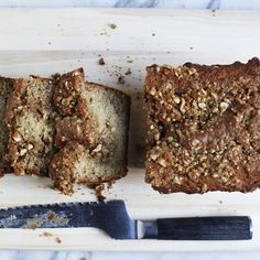 Brown Butter Banana Bread With Peanut Streusel Recipe on Food52 recipe on Food52