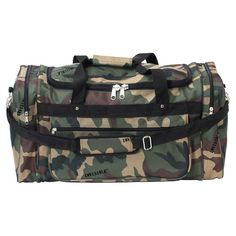 """Extreme Pak™ Invisible® Pattern Camouflage 23"""" Water-Resistant Tote Bag"""