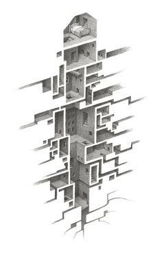 architectural-review:      Hiding Places, by Matthew Borrett