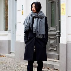 33 Different Ways to Wear a Scarf Every Day