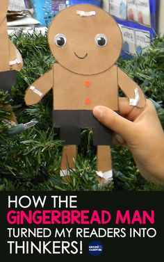 See how the Gingerbread Man helped turn my first grade and 2nd grade readers into comprehenders by exploring characters, illustrations, story elements, repetition, and more as we compare our favorite versions. Download the FREE story elements printables in the post ideal for your classroom Christmas activities and to add to your December gingerbread man reading activities.