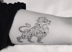 Take a look at some of the craziest and best Lion tattoos ever created. More