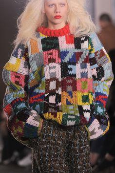 "improbabilefashionista: ""  Joseph at London Fashion Week Fall 2016 """