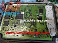 Solve the problem of cylinder fuel shortage, misfire, no idling, fan constantly rotate failure, one kit can repair 5 pcs DME Engine Control Unit, Bmw, Mini, Engineering, Chips, Potato Chip, Technology, Potato Chips