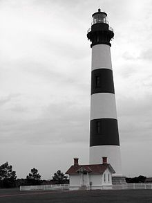 Outer Banks, North Carolina.  Beautiful lighthouses, Kitty Hawk, beaches.