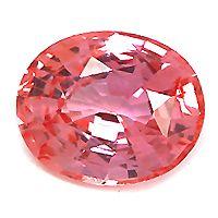 パパラチャサファイア1.22CT Padparacha Sapphire 1.22ct