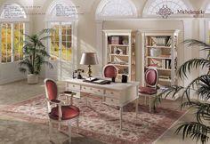 Luxusní nábytek pro Pracovnu od Angelo Cappellini http://www.saloncardinal.com/galerie-angelo-cappellini-324